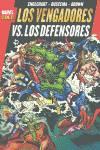 VENGADORES VS. DEFENSORES