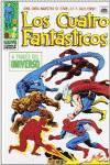 Los 4 Fantasticos: a través del universo