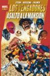 LOS PODEROSOS VENGADORES 9: ASALTO A LA MANSION
