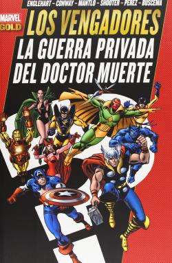 LOS VENGADORES: LA GUERRA PRIVADA DEL DR. MUERTE