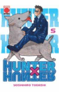 Hunter X Hunter nº 5
