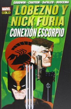 LOBEZNO Y NICK FURIA: CONEXION (MG)