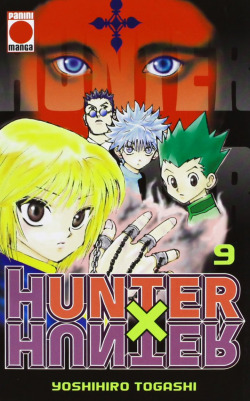 HUNTER X HUNTER, 9