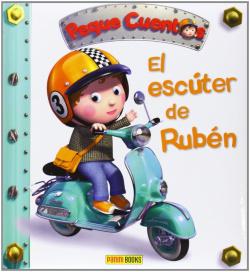El escúter de Rubén