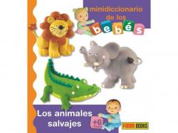 Mini diccionario de los bebés: Animales salvajes