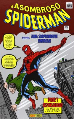 ASOMBROSO SPIDERMAN: PODER Y RESPONSABILIDAD