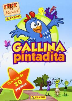 STICK READ GALLINA PINTADITA