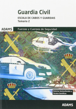 Guardia civil.cabos y guardias.temario 2