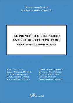El principio de igualdad ante el derecho privado