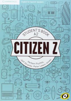 Citizen z A2 students book