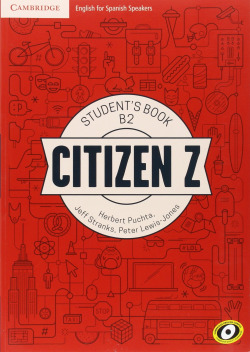 CITIZEN Z STARTER B2 STUDENT'S BOOK WITH AUGMENTED REALITY