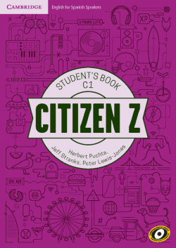 Citizen Z Advanced C1 Student's Book with Augmented Reality