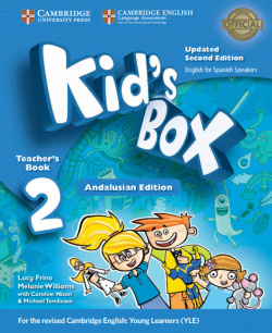 Kid's Box Level 2 Teacher's Book Updated English for Spanish Spea