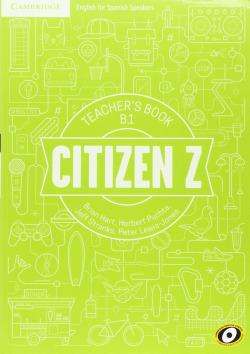 Citizen Z B1 Teacher's Book