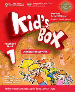 Kid's Box Level 1 Teacher's Book Updated English for Spanish Spea