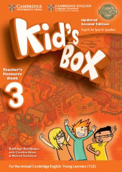 Kid's Box Level 3 Teacher's Resource Book with Audio CDs (2) Upda