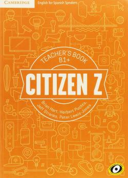 Citizen Z B1+ Teacher's Book
