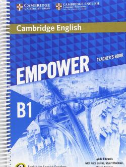Cambridge English Empower for Spanish Speakers B1 Teacher's