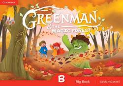 Greenman and the Magic Forest. Big Book. B