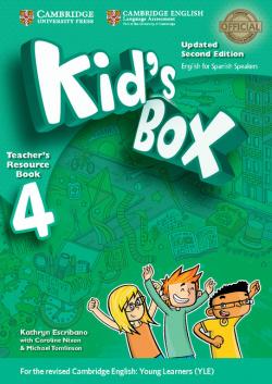 Kid's Box Level 4 Teacher's Resource Book with Audio CDs (2) Upda