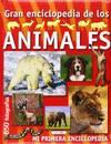 GRAN ENCICLOPEDIA DE ANIMALES (PORTADA ROJA)