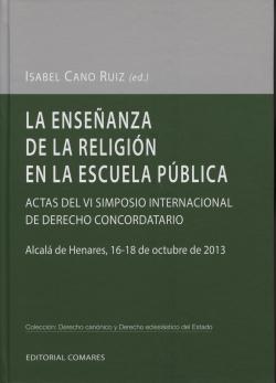 Enseñanza de la religión en la escuela pública