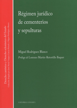 Régimen jurídico de cementerios y sepulturas