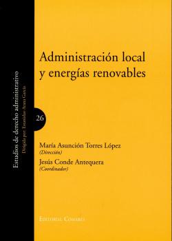 Administracion local y energias renovables