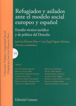 Refugiados y asilados modelo social europeo y español