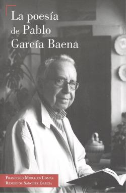 LA POESÍA DE PABLO GARCÍA BAENA