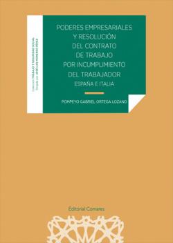 PODERES EMPRESARIALES Y RESOLUCION DEL CONTRATO DE TRABAJO