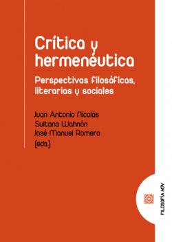 CRITICA Y HERMENEUTICA