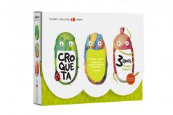 Proxecto Croqueta - 3 anos : Primeiro trimestre