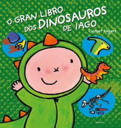 O gran libro dos dinosauros de Iago