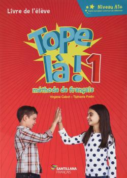 TOPE LA! 1 PACK ELEVE + LIVRET