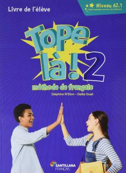 TOPE LA! 2 PACK ELEVE + LIVRET