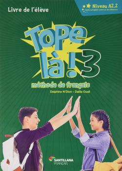 TOPE LA! 3 PACK ELEVE + LIVRET