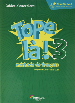 TOPE LA! 3 PACK CAHIER D'EXERCICES