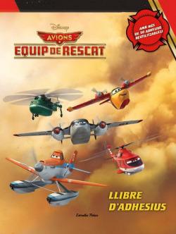 Avions 2. Llibre d'adhesius