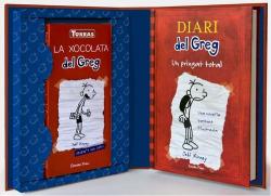Diari del Greg 1 Pack xocolata