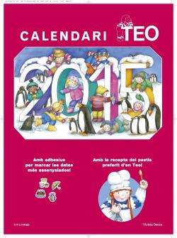 (2015).Calendari Teo