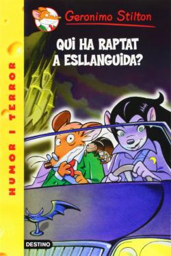 Qui ha raptat a Esllanguida? +Ratsorpresa