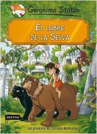 El llibre de la selva. +Ratsorpresa