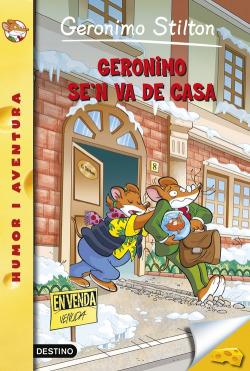 Geronimo se´n va de casa