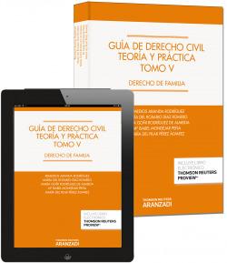Guía de Derecho Civil. Teoría y práctica. Tomo V
