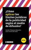 ¿Cómo aplicar los límites jurídicos de la publicidad según el medio de difusión?
