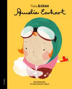 Petita i gran Amelia Earhart