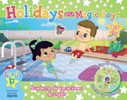holidays with magic toys. level b