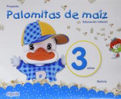 PROYECTO PALOMITAS DE MAIZ 3 AÑOS. GALICIA