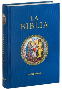 Biblia (estandar cartone).( Biblias Verbo Divino)